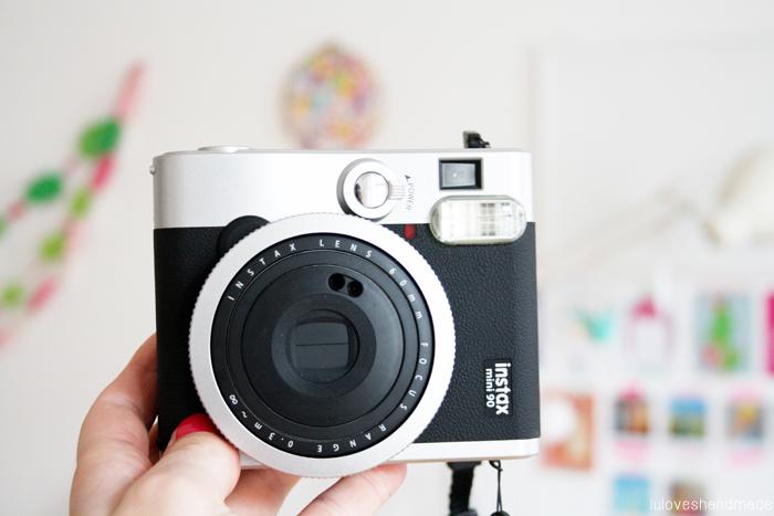 My New Fujifilm Instax Mini Polaroid Camera (and Giveaway with ...