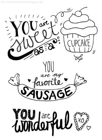 Handlettering For Beginners With Pinterest Valentine S Day