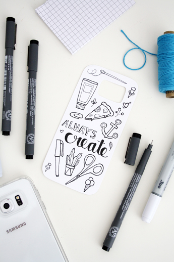 picture relating to Printable Phone Case titled Luloveshandmade-Telephone-Scenario-Printable-4a - Luloveshandmade