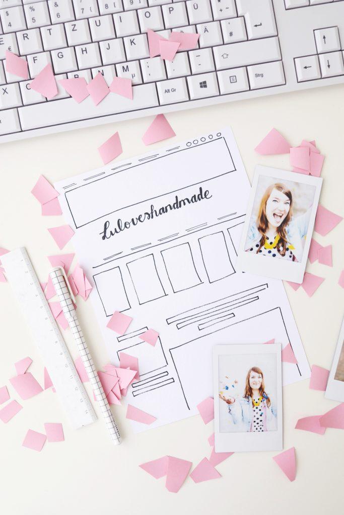 New Blog Design // Blog Makeover with Kathastrophal