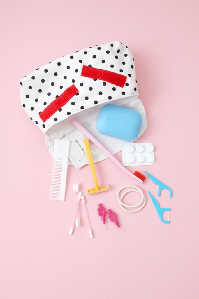 DIY: Sewing Tutorial for a Sleepover Purse