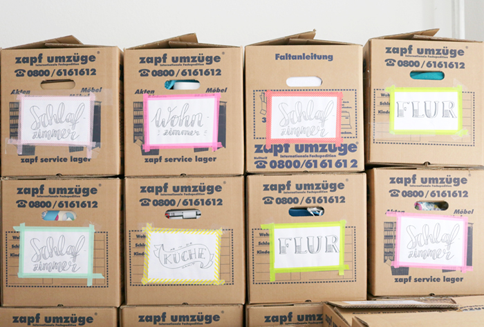 photograph about Printable Moving Labels named Shifting in direction of a Refreshing Household (with Zapf Umzüge) and a Totally free