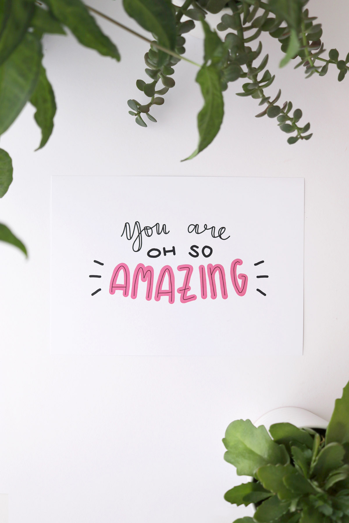 Handlettering and the new Samsung Galaxy Book 12 (with Giveaway)