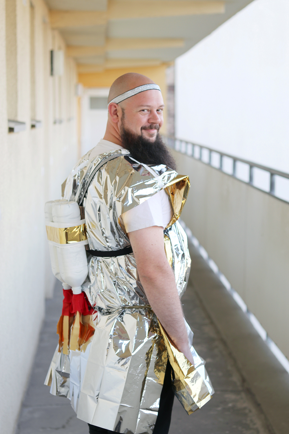DIY: Make Space Party Costumes Yourself - via ...