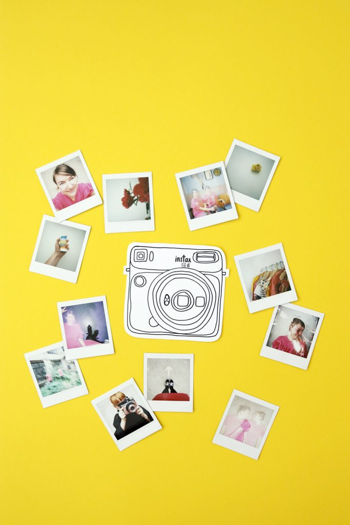 Instant Summer Photo Fun with the new Fujifilm instax SQUARE SQ6 Camera