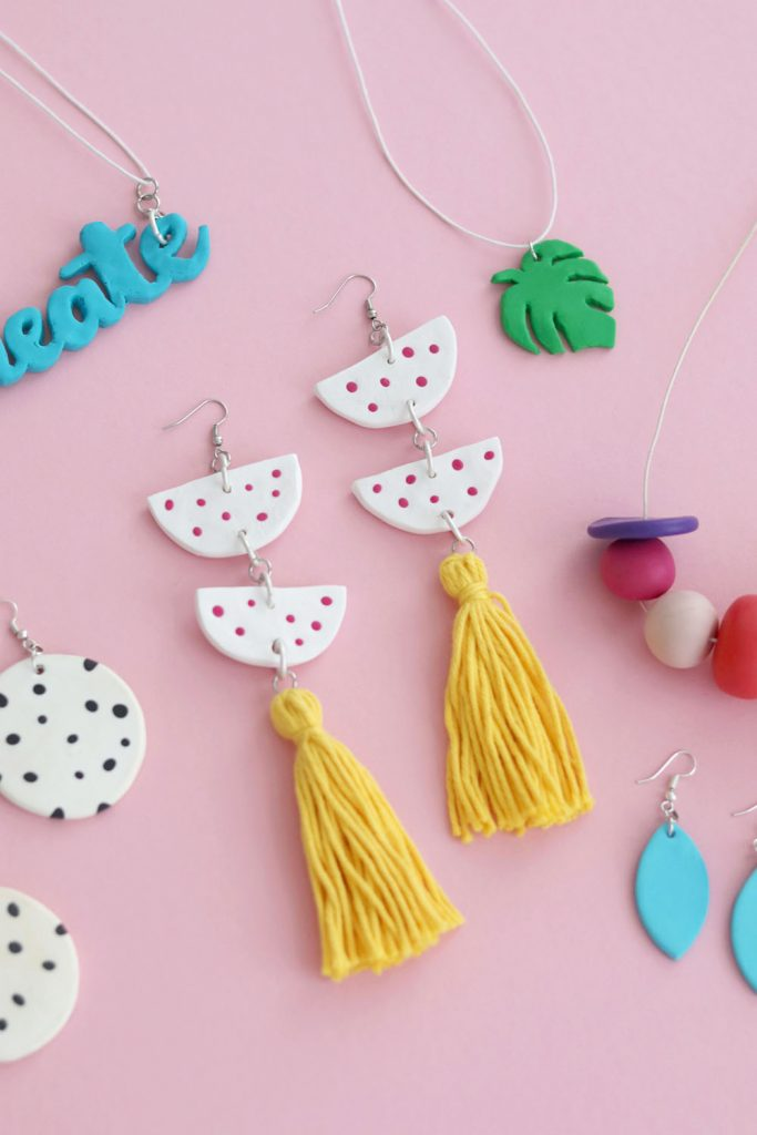 DIY: FIMO Statement Earrings & Five Further Creative DIY Projects with FIMO