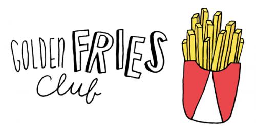 Luloveshandmade-Golden Fries Club