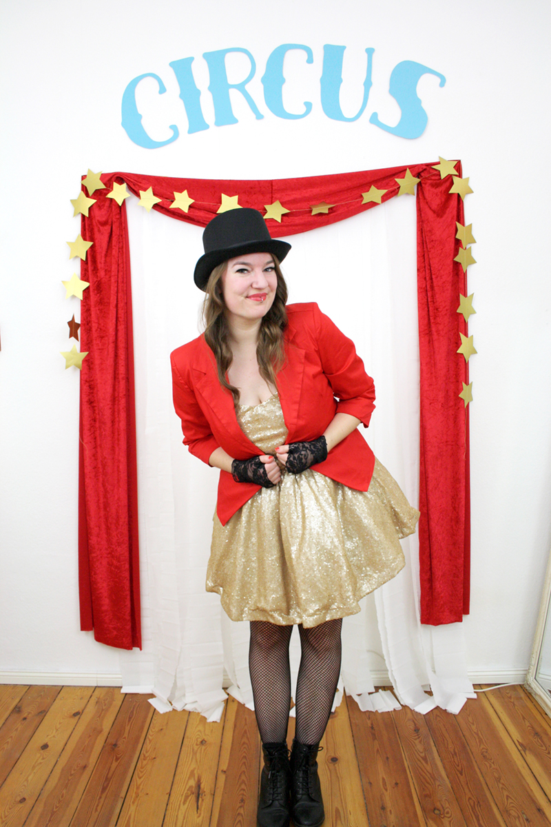 Luloveshandmade-Easy DIY Costumes-Kostüm selbermachen-4b-Zirkusdirektorin