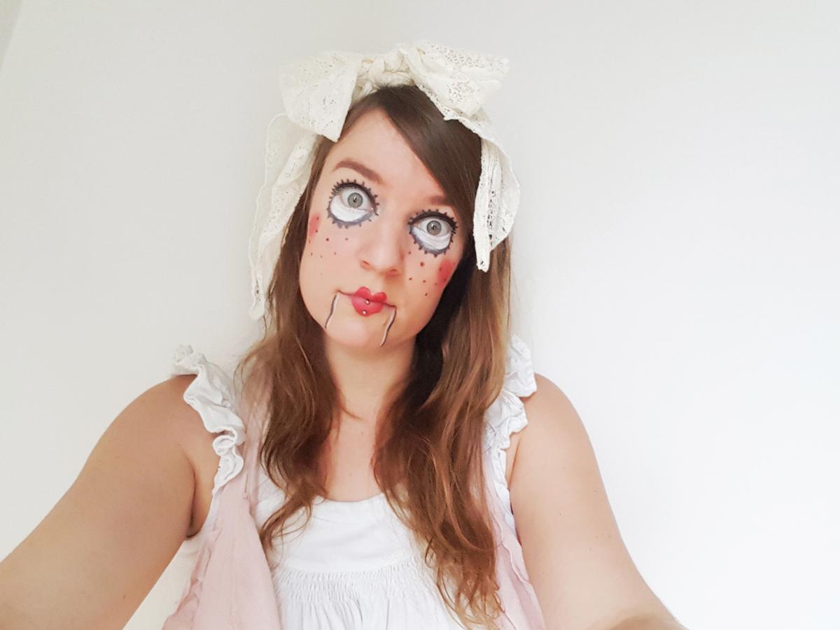 Luloveshandmade-Easy DIY Costumes-Kostüm selbermachen-5-Doll-Puppe
