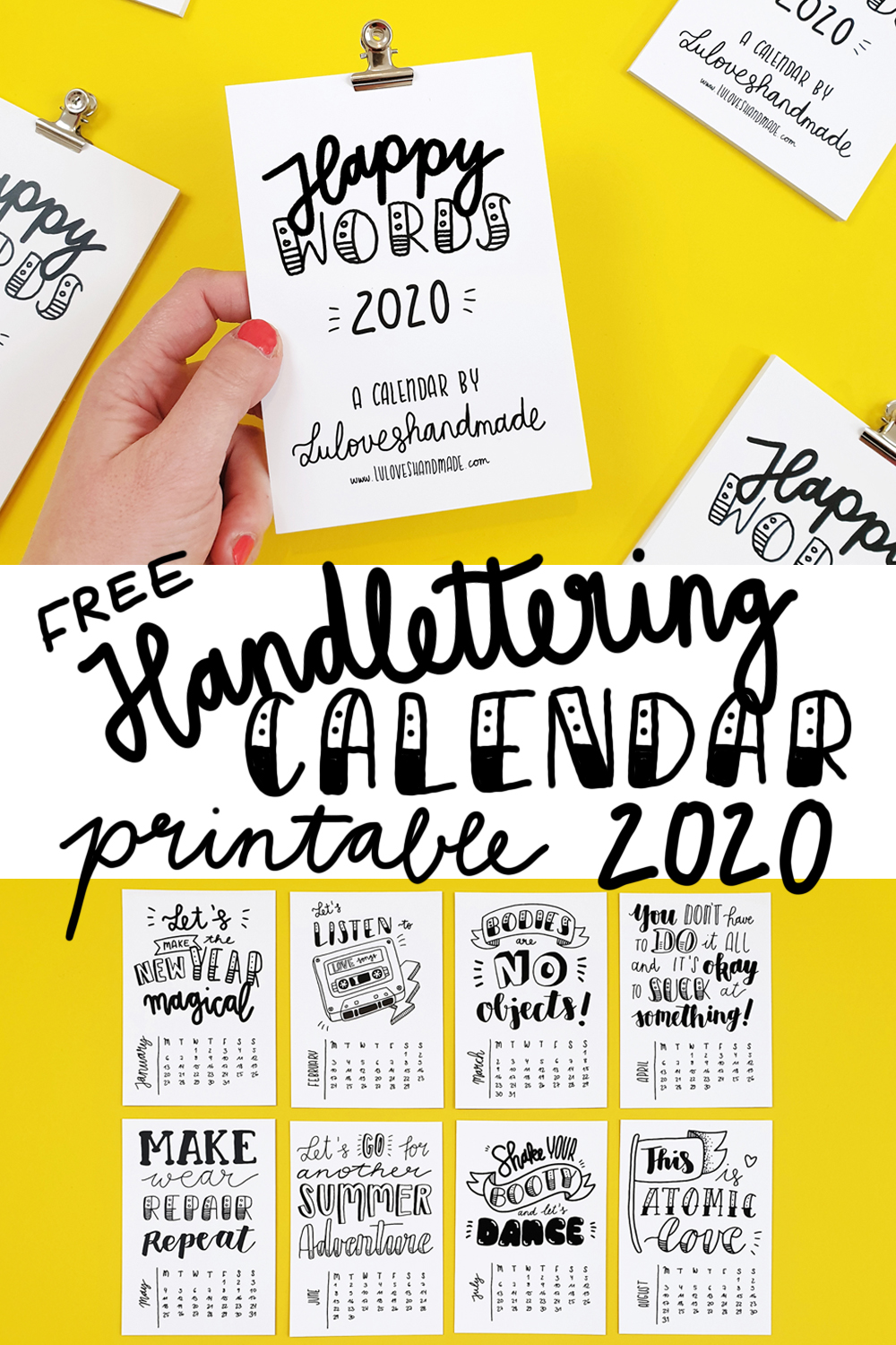 Luloveshandmade-Handlettering-Berlin-Free-Calendar-Printable-Happy-Words-Pin