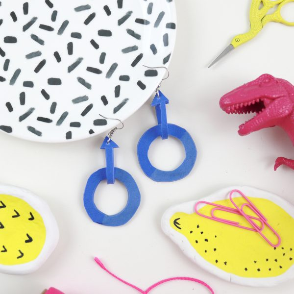 Luloveshandmade-DIY-Statement-Earrings-with-FIMO-leather-effect-21