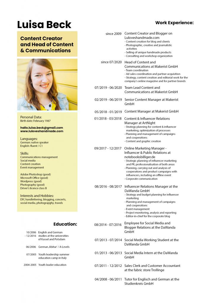 Luisa Beck_Luloveshandmade_Lebenslauf__CV_public