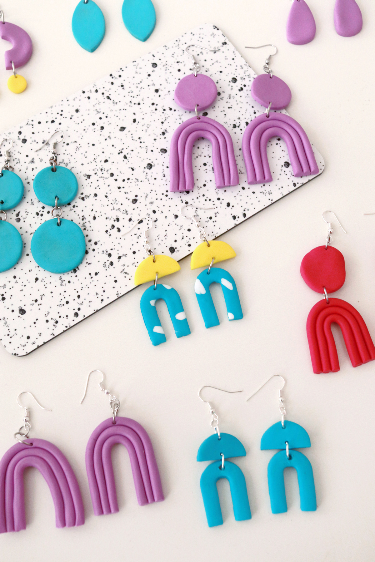 Luloveshandmade-DIY-Jewelry-Schmuck-FIMO-Polymer-Clay-Earrings-1-1